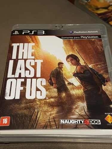 Last Of Us Playstation 3