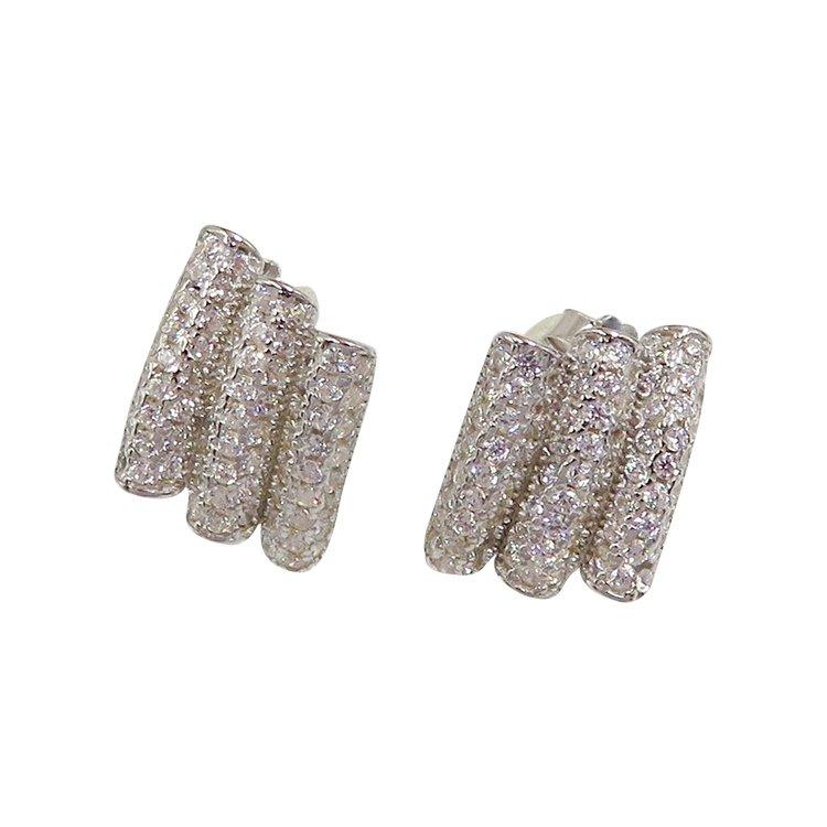 1e7c17ffaf67 Aros finos plata 925 y cubic - Comprar en Joyas de lujo