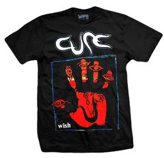 Remera THE CURE WISH