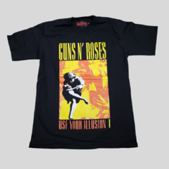 REMERA GUNS N ROSES - USE YOUR ILLUSION I