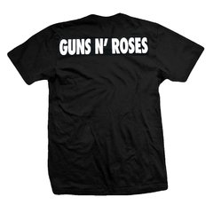 Remera GUNS AND ROSES USE YOUR ILLUSION II - comprar online