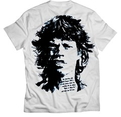 Remera THE ROLLING STONES MICK JAGGER - comprar online