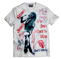 Remera THE ROLLING STONES MICK JAGGER