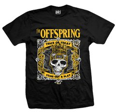 Remera THE OFFPRING - TRICK OR TREAT