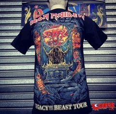 Remera Iron Maiden - Legacy Of The Beast - comprar online