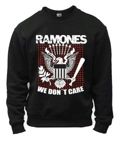 Buzo Ramones - We Don't Care