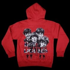 Campera The Beatles - Help! - comprar online
