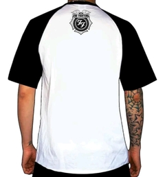 Remera Combinada Foo Fighters - One By One - comprar online
