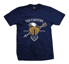 Remera Foo Fighters - Worldwide