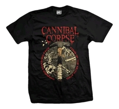 Remera Cannibal Corpse - Hammer