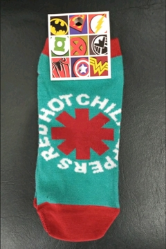 Medias Red Hot chili Peppers