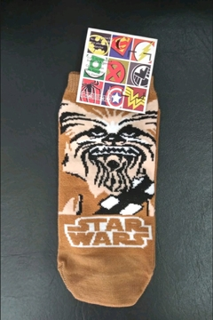 Medias Star Wars - chewbacca
