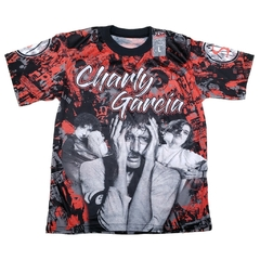 Remera Charly García - Say No More