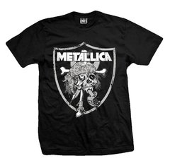 Remera METALLICA PUSHED SEEK AND DESTROY