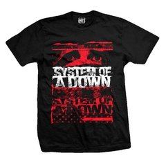 Remera SYSTEM OF A DOWN EYES