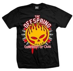 Remera THE OFFSPRING ORANGE