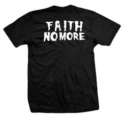 Remera FAITH NO MORE FUCKER - comprar online