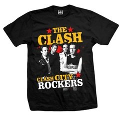 Remera THE CLASH CITY ROCKERS