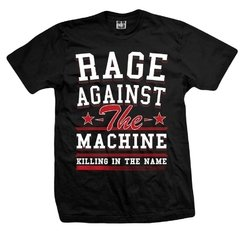 Remera RAGE AGAINST THE MACHINE KILLING IN THE NAME