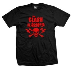 Remera THE CLASH JAPAN