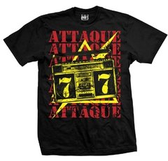 Remera ATTAQUE 77 RADIO
