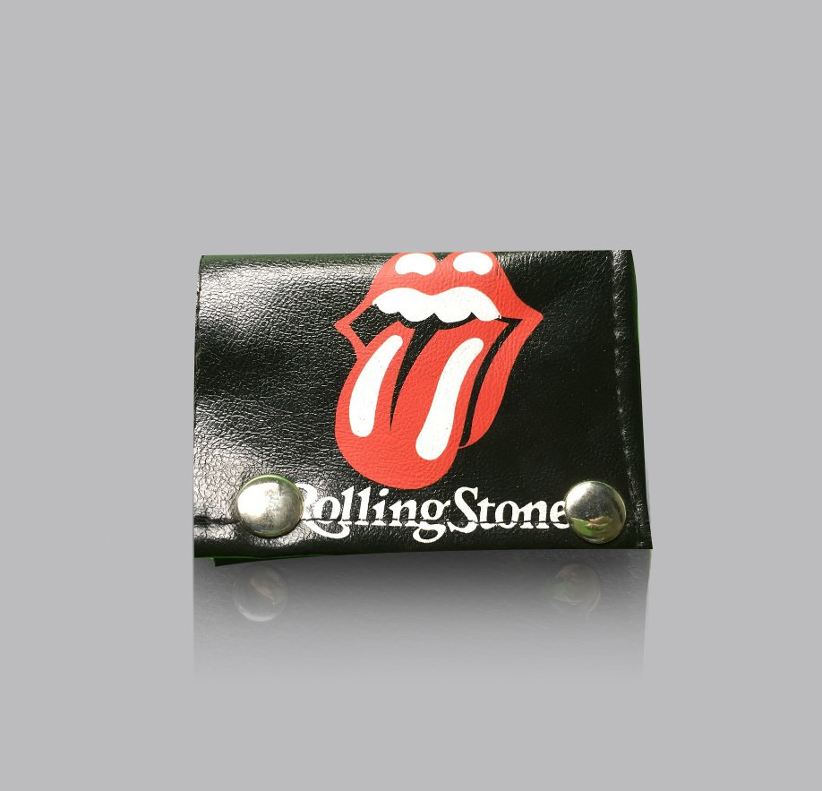 7decf2e23 Billetera THE ROLLING STONES - Comprar en Locuras Rock