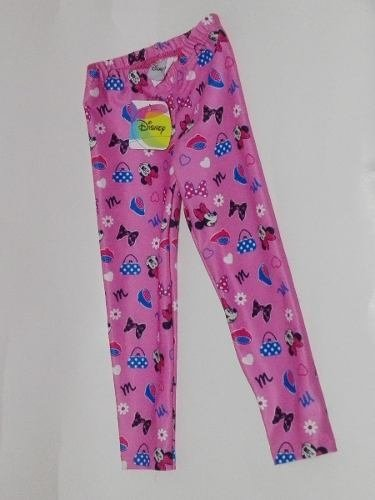 Body Calza Minnie Mouse Original Disney Talle 3