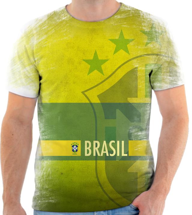 f75ffaafb Comprar COPA DO MUNDO 2018 em Kiwi Camisetas  14 - Infantil ...