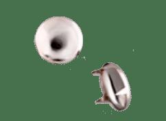 Tachas Marroquinería Cloute 20mm Niquel o Bronce