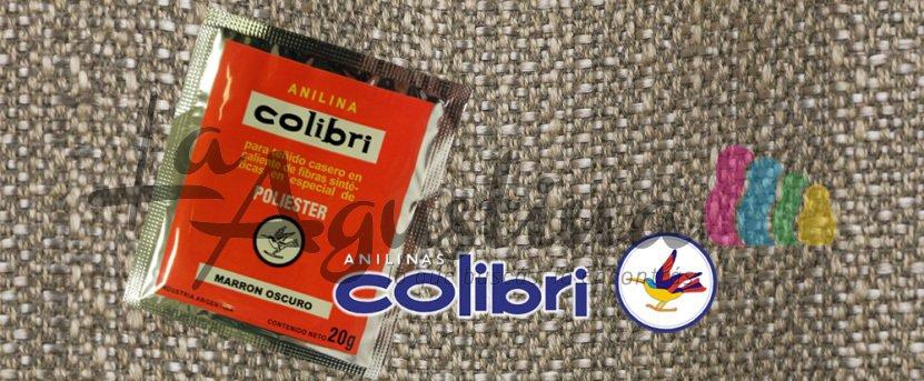Anilina Colibri Poliester 29gr