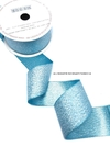 LUREX AZUL TIFFANY 38MM - 10 METROS