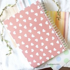 Caderno BTS I Love You - comprar online