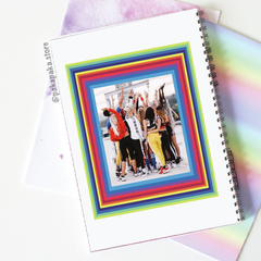 Caderno Now United - comprar online