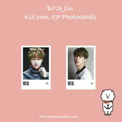 Kit Photocards BTS Jin - comprar online