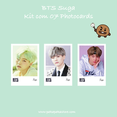 Kit Photocards BTS Suga