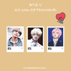 Kit Photocards BTS V