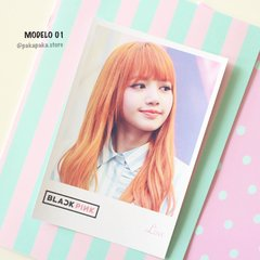 Photocard Blackpink Lisa