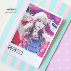 Photocard Blackpink Lisa na internet