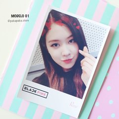 Photocard Blackpink Rosé