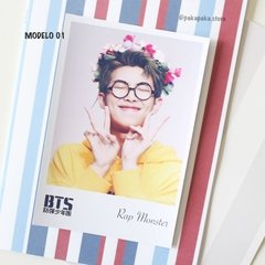 Photocard BTS Rap Monster