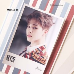 Photocard BTS Rap Monster - loja online