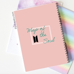 Caderno BTS Map of the Soul | Suga - comprar online