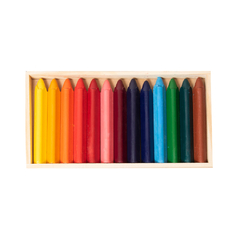 Crayones Triangulares x 13 - Colorearte