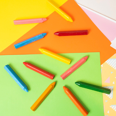 Crayones Triangulares x 13 en internet