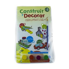 Kit Construir y Decorar - Casa - comprar online