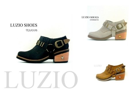 ART 2620 Texana con Estribos y Herrajes - LUZIO SHOES