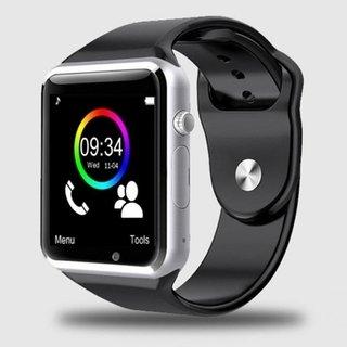 72aba149471 Smartwatch Relógio Eletrônico A1