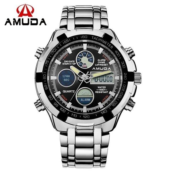 4d72900e005 ... Relógio de Luxo Masculino A prova D agua 4 Modelos diferentes - comprar  online ...