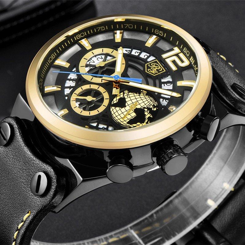 d4e802f451f ... Relógio Benyar Cronógrafo Esporte Moda Militar - Yasmin Store ...