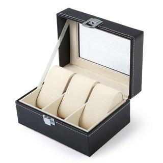 83a721b6376 Porta relógios - Caixa para 3 relógios